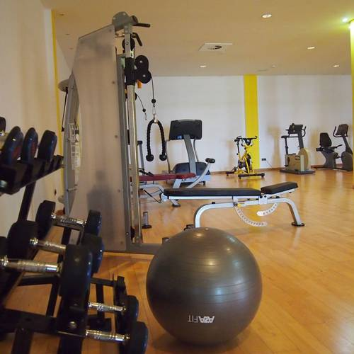 Gym Continental Don Antonio Hotel Paguera, Mallorca