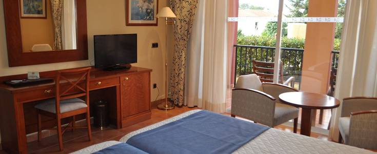 Double room with sea views Continental Don Antonio Hotel Paguera, Mallorca